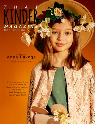 THAT KINDER MAGAZINE // ISSUE 3
