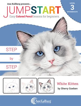 Jumpstart Level 3 - White Kitten