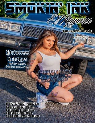 Smokin' Ink Magazine Issue #27 - Princess Cinthya