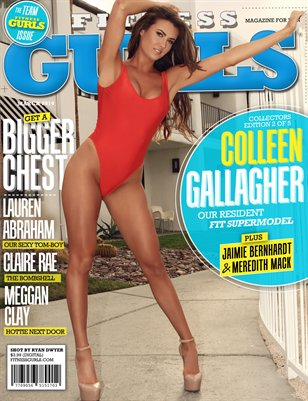 Colleen Gallagher - Fitness Gurls - March 2014
