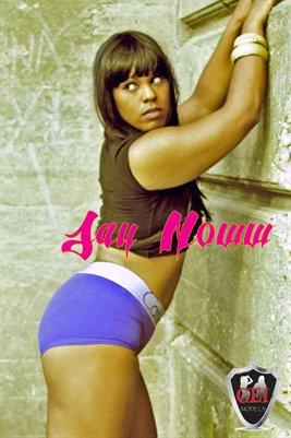 GEI Model Jay Noww Poster