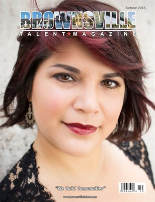 Brownsville Talent Magazine October 2016 Edition