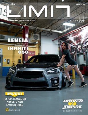 to the LIMIT Magazine 07 Ft. Leneia