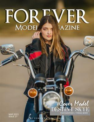 FOREVER Model Magazine Issue 27