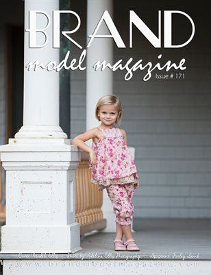 Brand Model Magazine  Issue # 171