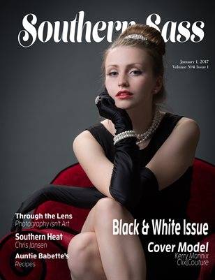 Southern Sass Magazine Volume 4 Issue One