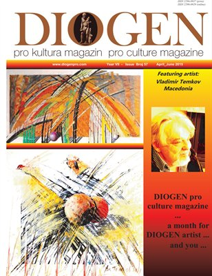 DIOGEN pro art magazine No 57...April_June 2015