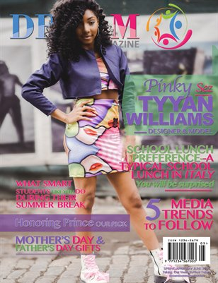 DREAM TEEN Magazine Spring 2016