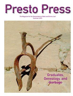 Presto Press, summer 2015