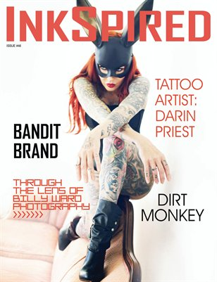InkSpired Magazine Issue No. 46
