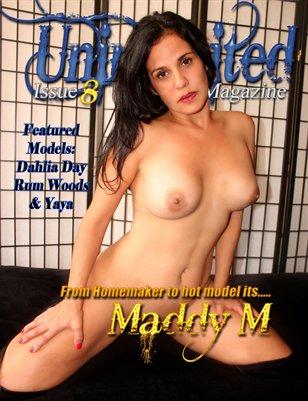Uninhibited Magazine with Maddy M