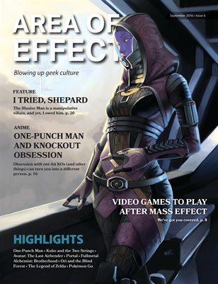 Area of Effect - Issue #6