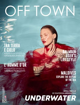 OFF TOWN MAGAZINE #4 VOLUME 10