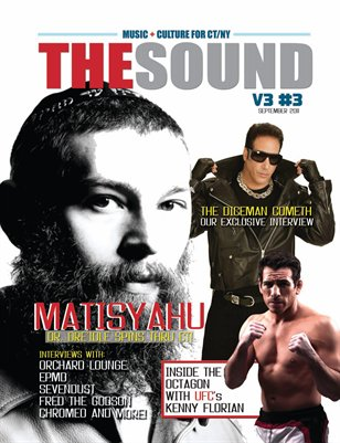 The Sound Magazine September 2011
