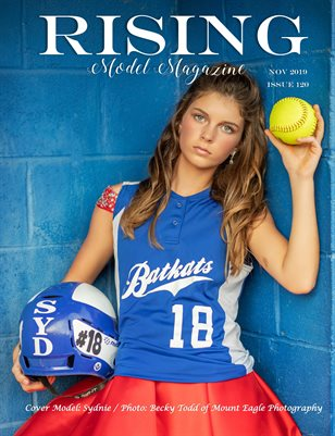 Rising Model Magazine Issue #120
