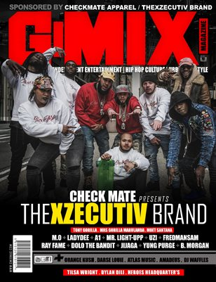 G.Mix Magazine Vol. 2 - Issue. 16