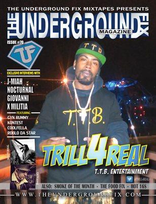 The Underground Fix Magazine Issue #70