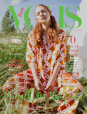 VOUS Magazine | The May Teen Edition | Vol.2 | 2021