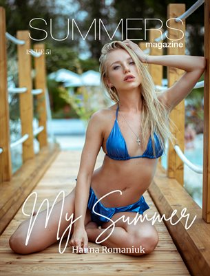 Summers Magazine Issue 51 Featuring Hanna Romaniuk