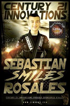 Sebastian Rosales Sponsor Poster #2