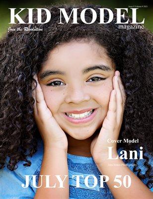 Kid Model Magazine Issue 9 Volume 9 2021