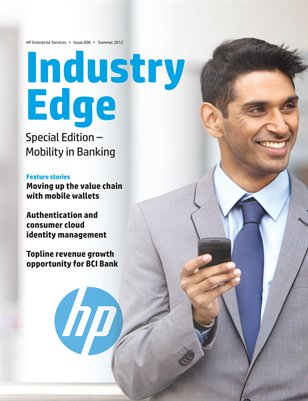 HP Industry Edge: Mobility in Banking edition