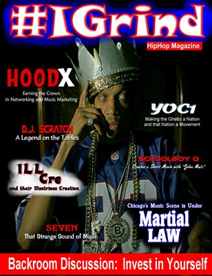 #IGrind magazine Issue 5