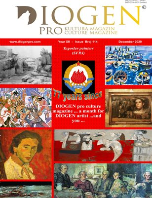 DIOGEN pro art magazine...No.114