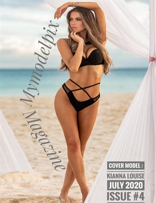 MyModelpix Magazine July 2020