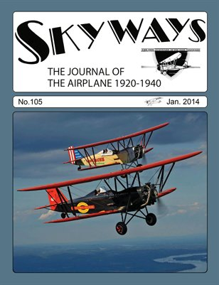 Skyways #105 - January 2014