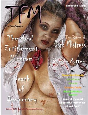 Top Floor Magazine October 2013