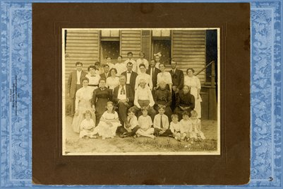 Unknown Evansville,Indiana Family 2