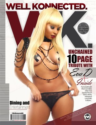Well Konnected Issue 11 Eva D Cover