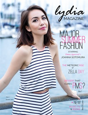 Lydia Magazine (Issue 3, Summer 2015)