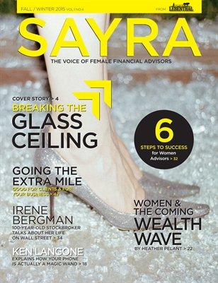 Sayra. Fall / Winter 2015