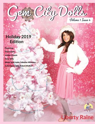 Gem City Dolls Holidays 2019
