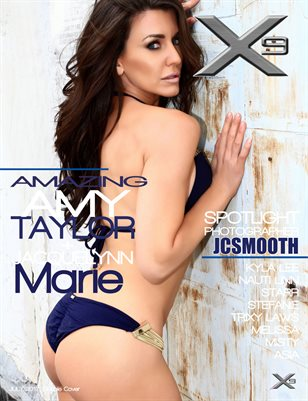 X9 Men's Magazine #05 (Amy Taylor)