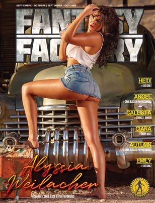FANTASY FACTORY MAGAZINE SEPTEMBER OCTOBER 2018