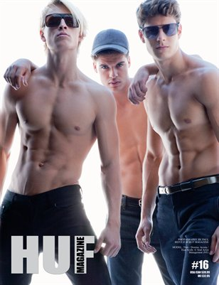 HUF Magazine Issue 16