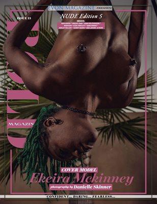 BOLD Magazine (NUDE Edition 5) Issue 13