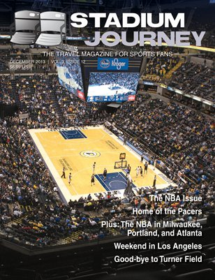 Stadium Journey Magazine, Vol 3 Issue 12
