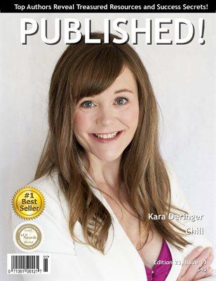 PUBLISHED! Excerpt featuring Kara Deringer