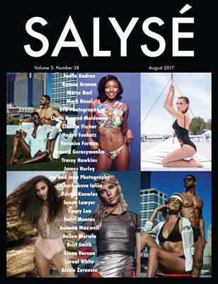 SALYSÉ Magazine | Vol 3:No 38 | August 2017 |
