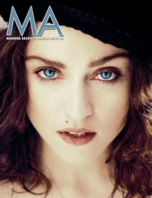 Madonna Archives Fanzine Issue 40