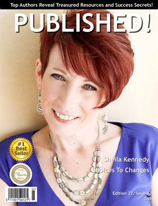 PUBLISHED! Magazine featuring Sheila Kennedy