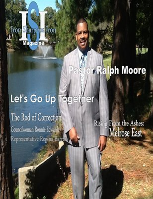 Iron Sharpens Iron Magazine