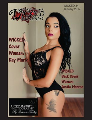 WICKED Women Magazine-WICKED 34: January 2017