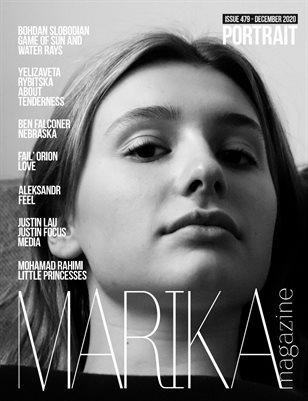 MARIKA MAGAZINE PORTRAIT (DECEMBER-ISSUE 479)