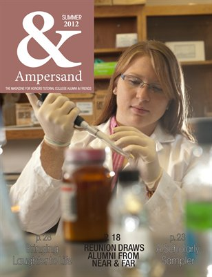 Ampersand Summer 2012