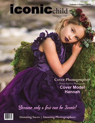 Iconic Child magazine Volume 4 Issue 5 2018